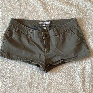 Abercrombie & Fitch stretch shorts